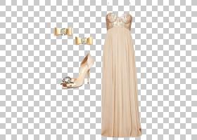 婚礼卡通,新娘礼服,米色,颈部,日装,缎子,时尚模特,桃子,肩部,鸡