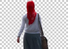 头巾卡通,颈部,套筒,服装,T恤,外衣,男人,清真寺,渲染,童婚,伊斯