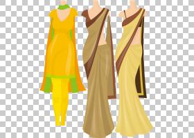 印度女人,颈部,鸡尾酒礼服,正式着装,服装,服装设计,关节,时装设