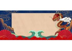 中式传统背景
