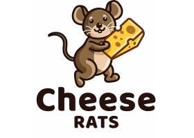 老鼠图标元素