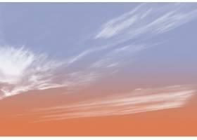 唯美的夕阳日落黄昏主题风景背景