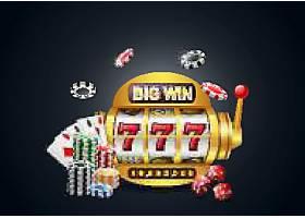 在线赌场主题博采赌博扑克骰子筹码竞彩海报模板