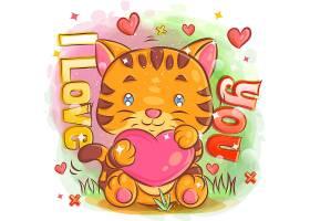 快乐可爱的手绘卡通动物形象装饰插画设计