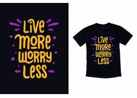 欧美字母印花T恤图案
