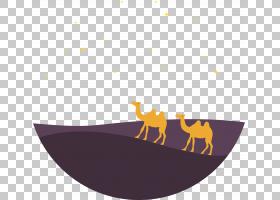 EID剪贴画,线路,黄色,紫色,正方形,沙漠,假日,开斋节阿尔菲特,开