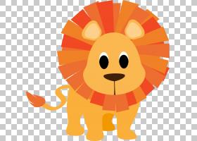 丛林卡通,橙色,狗,花,孩子,可爱,婴儿,动物,绘图,卡通,长颈鹿,小图片