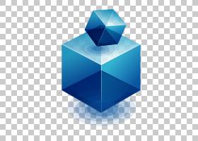 卡通计算机,计算机图形学,尺寸,3D计算机图形学,正方形,对称性,立