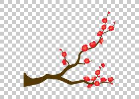 婚恋背景,花卉设计,植物茎,开花,爱,面积,线路,心,细枝,树,植物,