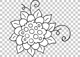 黑白花,圆,树,植物群,视觉艺术,花卉设计,线路,植物,矩形,植物茎,
