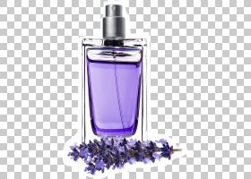 薰衣草背景,化妆品,喷雾,健康美容,紫色,丁香,液体,香气化合物,塑