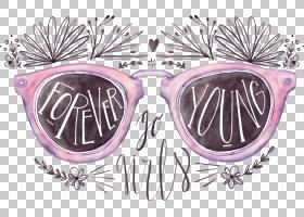 太阳镜剪贴画,洋红色,线路,紫罗兰,眼镜,文本,紫色,丁香,健康美容