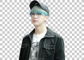 韩国卡通,颈部,染发,刘海,酷,太阳镜,帽子,时尚,帽,头盔,眼镜,Joo