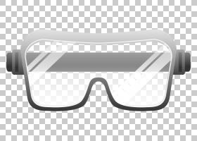 眼镜背景,太阳镜,角度,线路,眼镜,个人防护装备,实验室,眼镜,安全