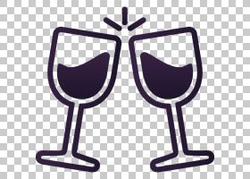 酒杯,眼镜,饮具,线路,紫色,眼镜,高脚器,太阳镜,徽标,瓶子,杯子,