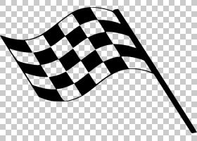 旗帜卡通,对称性,面积,线路,黑白,特立尼达和多巴哥国旗,赛车,赛