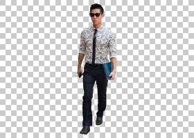 太阳镜绘图,裤子,眼镜,牛仔裤,T恤,牛仔布,套筒,衬衫,太阳镜,蓝色
