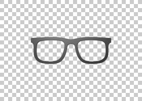 太阳镜剪贴画,矩形,线路,黑色,护目镜,眼镜,目录,太阳镜,Web浏览