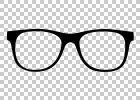 卡通太阳镜,黑白,线路,字体,白色,设计,徽标,黑色,护目镜,眼镜,模