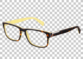 3D背景,黄色,偏振3D系统,时尚,矫正镜头,光学,眼镜处方,护目镜,镜
