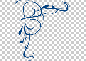 黑白花,圆,花,面积,线路,叶,黑白,线条艺术,文本,白色,皇家蓝,浅