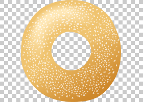 黄色圆圈,线路,圆,橙色,点,食物,黄色,面包,芝麻甜甜圈,芝麻,甜甜