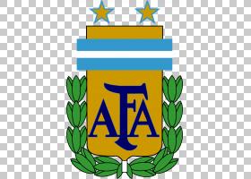 足球徽标,线路,花,黄色,树,符号,面积,对称性,叶,草,植物,阿根廷