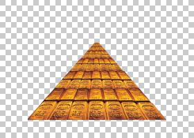 金三角,线路,角度,橙色,对称性,三角形,金字塔,商业,白银,金币,代