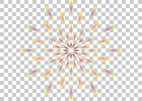 鞭炮设计,圆,花瓣,对称性,线路,花,黄色,节日,爆竹,颜色,烟花,