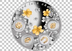 花卉剪贴画背景,切花,花,黄色,钞票,金币,触片,护身符,美国二手法