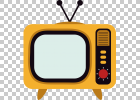 电视卡通,矩形,线路,黄色,媒体,阿尔・奥拉,大众传媒,电视频道,电