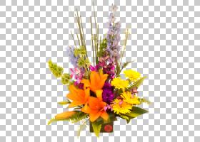 花卉背景,黄色,插花,植物,花瓶,兰花,菊花,野花,韩国插花,谢谢一