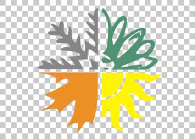 花园里,线路,徽标,花,黄色,树,文本,叶,植物群,植物,四季度假村和
