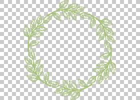 花环框架,矩形,草,线路,绿色,花,黄色,圆,树,点,面积,叶,橡皮邮票