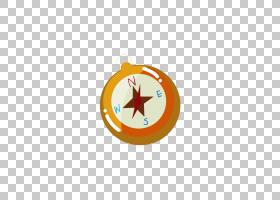 地图指南针,圆,橙色,徽标,地图,绘图,罗盘,动画,卡通,图片