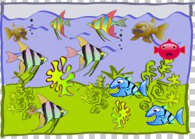 花线艺术,儿童艺术,生态系统,植物群,卡通,线路,材质,纺织品,面积