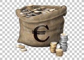 钱袋,保存,Turbosquid,白银,数字负片,金币,钱,钱袋,硬币钱包,包,