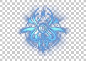魔术圈,线路,圆,符号,对称性,电蓝,魔术圈,魔术,蓝色,