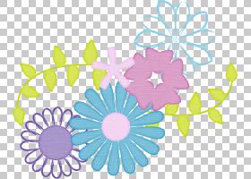 花卉剪贴画背景,绿色,植物群,线路,插花,植物,圆,紫色,面积,叶,蓝