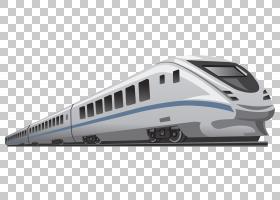 培训卡通,乘用车,子弹头列车,有轨电车,车辆,公共交通,铁路车辆,