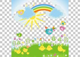 复活节彩蛋背景,草,草原,黛西,儿童艺术,植物群,植物,花瓣,复活节