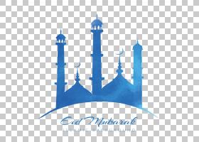 开斋节穆巴拉克蓝,线路,徽标,文本,对称性,娱乐,图,朝觐,Sunnah,