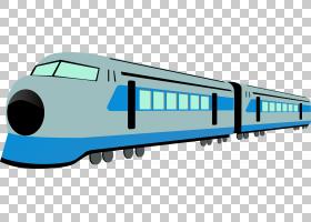 旅行蓝色背景,乘用车,子弹头列车,高速铁路,有轨电车,车辆,公共交