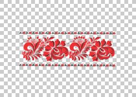 花卉装饰品,视觉艺术,矩形,花瓣,花,红色,民间艺术,Vyshyvanka,Vy