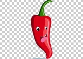 红花,红色,线路,鼻子,嘴,水果,卡通,食物,花,植物,辣椒,辣椒,蔬菜