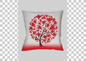 红花,花,枕头,花瓣,纺织品,垫子,扔枕头,费城,业务,淋浴,照顾者,