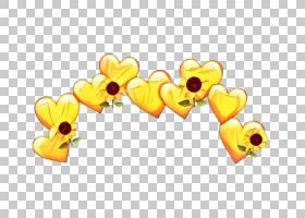 心形表情背景,微笑,花束,编辑Cat,花,红色,橙色,表情符号,黄色,贴