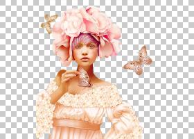 春花,玫瑰家族,棕色头发,切花,长发,花瓣,染发,插花,芭比娃娃,发图片