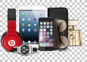 黑色星期五背景黑色,通信设备,移动电话,多媒体,耳机,音频,音频设