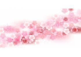 花朵背景设计